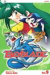 Cover for Beyblade (Viz, 2004 series) #9