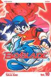 Cover for Beyblade (Viz, 2004 series) #10
