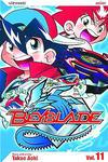 Cover for Beyblade (Viz, 2004 series) #11