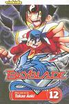 Cover for Beyblade (Viz, 2004 series) #12