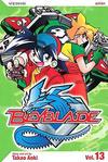 Cover for Beyblade (Viz, 2004 series) #13