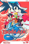 Cover for Beyblade (Viz, 2004 series) #14