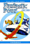 Cover for Fantastic Four : L'intégrale (Panini France, 2003 series) #1961-1962