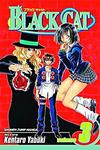 Cover for Black Cat (Viz, 2006 series) #3