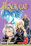 Cover for Black Cat (Viz, 2006 series) #5