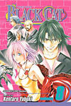 Cover for Black Cat (Viz, 2006 series) #8