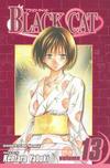 Cover for Black Cat (Viz, 2006 series) #13