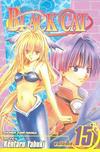 Cover for Black Cat (Viz, 2006 series) #15