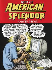 Cover for Best of American Splendor (Random House, 2005 series)