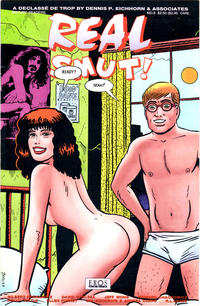Cover Thumbnail for Real Smut (Fantagraphics, 1992 series) #6