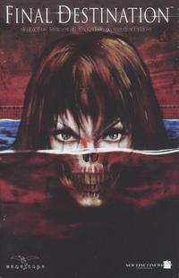 Cover Thumbnail for Final Destination Spring Break (Zenescope Entertainment, 2006 series) #4