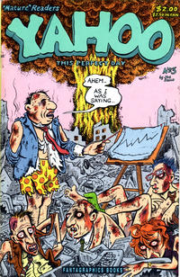 Cover Thumbnail for Yahoo (Fantagraphics, 1988 series) #3