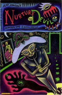 Cover Thumbnail for Nurture the Devil (Fantagraphics, 1994 series) #1
