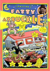 Cover for Fatty Arbuckle and His Funny Friends (Fantagraphics, 2004 series)