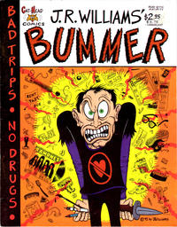 Cover Thumbnail for Bummer (Cat-Head Comics, 1992 series)