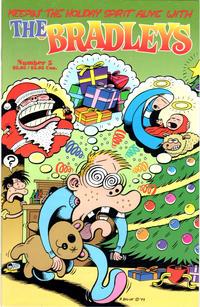 Cover for The Bradleys (Fantagraphics, 1999 series) #5