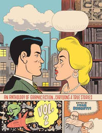 Cover Thumbnail for An Anthology of Graphic Fiction, Cartoons and True Stories (Yale University Press, 2006 series) #2