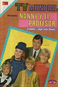 Cover Thumbnail for TV Mundial (Editorial Novaro, 1962 series) #206