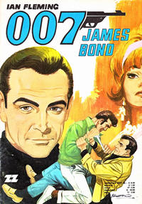 Cover Thumbnail for 007 James Bond (Zig-Zag, 1968 series) #43