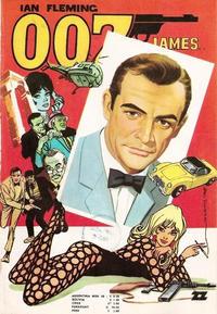 Cover Thumbnail for 007 James Bond (Zig-Zag, 1968 series) #42