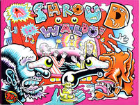 Cover Thumbnail for A Shroud for Waldo (Fantagraphics, 1992 series)