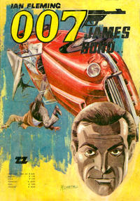 Cover Thumbnail for 007 James Bond (Zig-Zag, 1968 series) #32