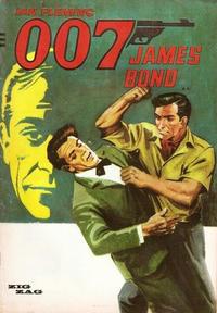 Cover Thumbnail for 007 James Bond (Zig-Zag, 1968 series) #17