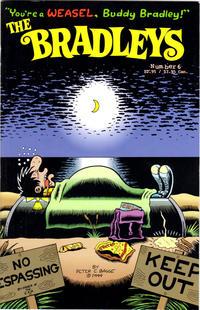 Cover Thumbnail for The Bradleys (Fantagraphics, 1999 series) #6
