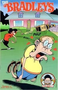 Cover Thumbnail for The Bradleys (Fantagraphics, 1999 series) #2