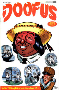 Cover Thumbnail for Doofus (Fantagraphics, 1994 series) #1