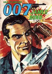 Cover Thumbnail for 007 James Bond (Zig-Zag, 1968 series) #4