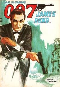 Cover Thumbnail for 007 James Bond (Zig-Zag, 1968 series) #8