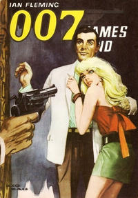 Cover Thumbnail for 007 James Bond (Zig-Zag, 1968 series) #12