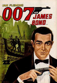 Cover Thumbnail for 007 James Bond (Zig-Zag, 1968 series) #26