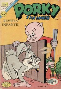 Cover Thumbnail for Porky y sus Amigos (Editorial Novaro, 1951 series) #288