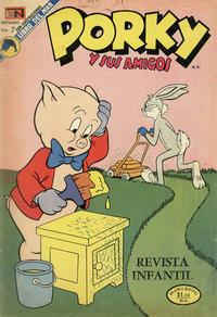 Cover Thumbnail for Porky y sus Amigos (Editorial Novaro, 1951 series) #321