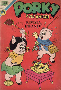 Cover Thumbnail for Porky y sus Amigos (Editorial Novaro, 1951 series) #300