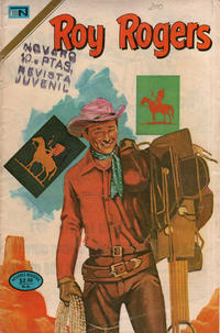 Cover Thumbnail for Roy Rogers (Editorial Novaro, 1952 series) #316