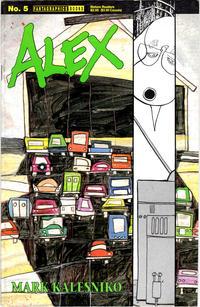 Cover Thumbnail for Alex (Fantagraphics, 1994 series) #5