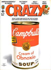 Cover Thumbnail for Crazy Magazine (Marvel, 1973 series) #84