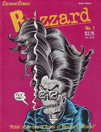 Cover Thumbnail for Buzzard (Cat-Head Comics, 1990 series) #1