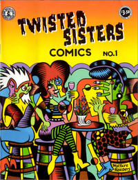 Cover for Twisted Sisters (Kitchen Sink Press, 1994 series) #1