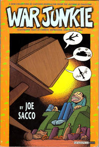 Cover Thumbnail for War Junkie (Fantagraphics, 1995 series)