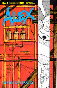 Cover Thumbnail for Alex (Fantagraphics, 1994 series) #4