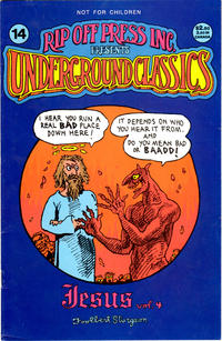 Cover Thumbnail for Underground Classics (Rip Off Press, 1985 series) #14