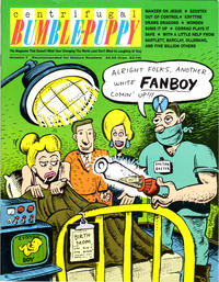 Cover Thumbnail for Centrifugal Bumble-Puppy (Fantagraphics, 1987 series) #7