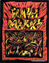 Cover Thumbnail for Flash Marks (Fantagraphics, 1989 series)