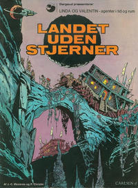Cover Thumbnail for Linda og Valentin (Carlsen, 1975 series) #1 - Landet uden stjerner