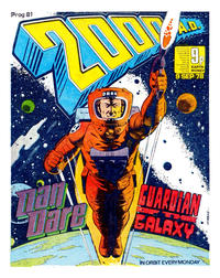 Cover Thumbnail for 2000 AD (IPC, 1977 series) #81