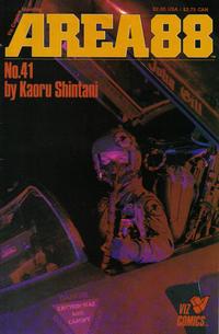 Cover Thumbnail for Area 88 (Viz, 1988 series) #41